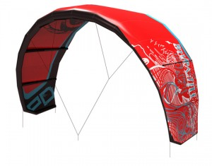 2012 nirvana liquid force kite
